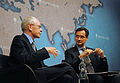 Herman Van Rompuy and Dr Robin Niblett (7345326450).jpg