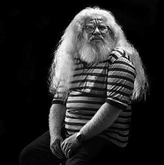 Hermeto Pascoal - Hermeto Pascoal - Portrait by Gert Chesi