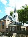 hervormde kerk meerkerk, achterkant