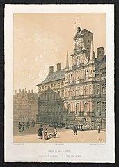 Het Stadhuis, Antwerpen