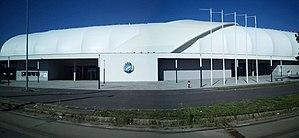 Hidegkuti Nándor Stadion - Image: Hidegkuti Nandor stadion Budapest panoramakep 20170808 093248 1 2000
