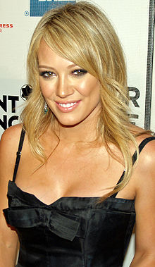 Description de l'image Hilary Duff 2 by David Shankbone.jpg.