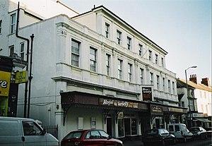 Royal Hippodrome Theatre - Image: Hippodrome small