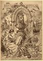 História de Portugal, popular e ilustrada (Manuel Pinheiro Chagas, 1899-1905) - Frontispício.png