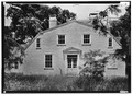 Historic American Buildings Survey, VIEW OF HOUSE. - Herreshoff House, Pleasant Point, Bristol, Bristol County, RI HABS RI,1-BRIST,10-1.tif