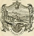 Historica notitia rerum Boicarum - symbolis ac figuris aeneis illustrata - in funere Caroli VII. Romanorum Imperatoris semp. aug. virtutum triumpho, solemnium quondam occasione exequiarum, accommodata (14748285915).jpg