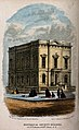 Historical Society Building, New York City. Coloured lithogr Wellcome V0014015.jpg