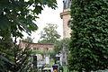 Hořín, pohřební kaple Lobkowiczů s hřbitovem 4.JPG