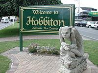 Hobbiton sign in Matamata.jpg