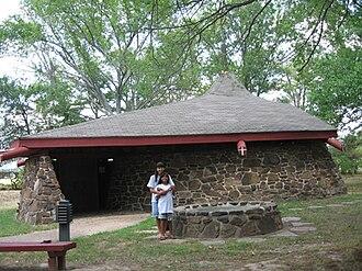 Park Hill, Oklahoma - Image: Hocheenee chapel