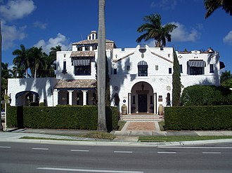 Joseph Wesley Young House - Image: Hollywood FL JW Young House 01