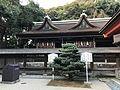 Honden of Sumiyoshi Shrine (west).jpg
