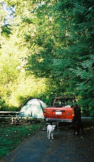 Jessie M. Honeyman Memorial State Park - Image: Honeyman State Prak