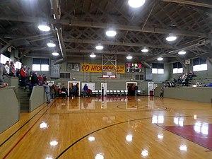 Hoosier Gym - Wikipedia