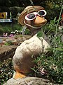 Horley duck with sunglasses - geograph.org.uk - 442250.jpg
