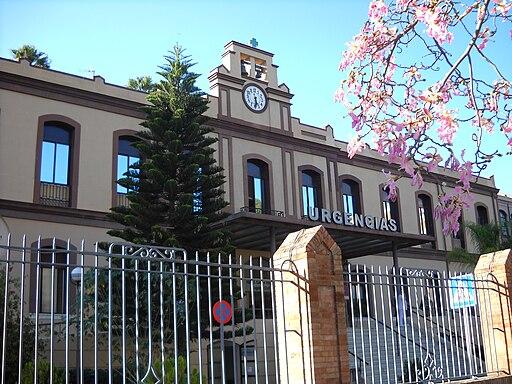 Hospital Civil Málaga