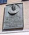 Hostivice, pamětní deska Fr. J. Pelzovi.jpg