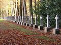 Houthulst - Military Cemetery - Italian cross 1.jpg
