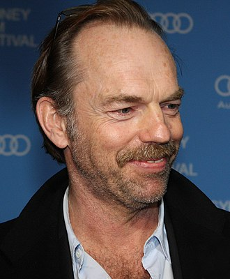 Hugo Weaving - Weaving at Sydney Film Festival, 2013