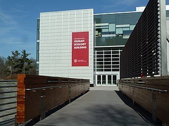 Cornell University College of Human Ecology - The 89,000-square-foot dedicated Human Ecology Building, opened in 2011.