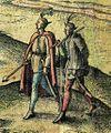 Hungarian Haiduks, end of 15th century.jpg