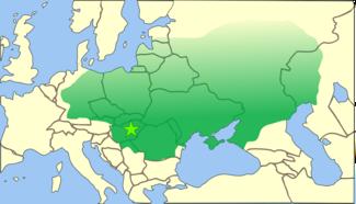 Ғұндар — Уикипедия, Қазақша Ашық Энциклопедия
