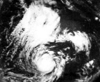 1968 Pacific hurricane season - Image: Hurricane Fernanda (1968)