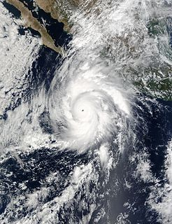 Hurricane Kenna Category 5 Pacific hurricane in 2002