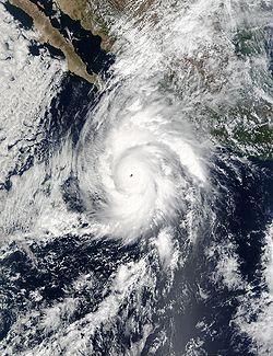 退役太平洋飓风名称列表