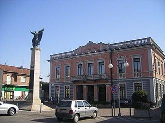 Castello di Annone - Image: I AT Castello di Annone