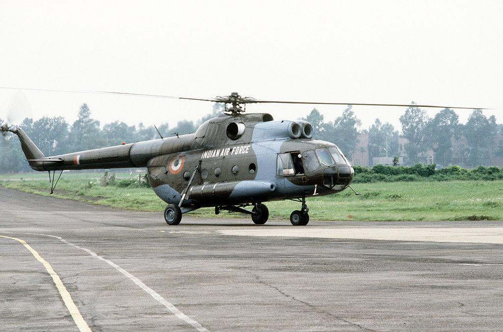 المروحيه العتيده Mil Mi-8 HIP 1024px-IAF_Mi-8