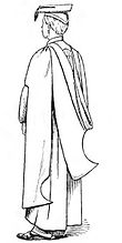 wiki academic dress united kingdom