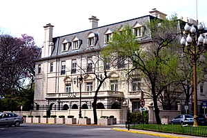 Embassy of the United Kingdom, Buenos Aires - Image: ID 314 Embajada del Reino Unido 5454