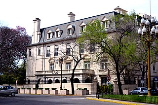 Embassy of the United Kingdom, Buenos Aires