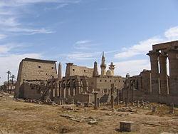 Ο ναός του λούξορ