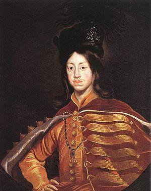 Academy of Sciences Leopoldina - Leopold I of the Holy Roman Empire