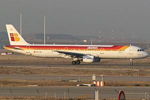 Iberia - Airbus A321-211 - Gerry Stegmeier.jpg