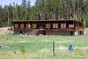 Ski Idlewild - The Ski Idlewild base lodge