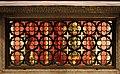 Il buggiano, altare delle reliquie, con grata di michelozzo 03.jpg