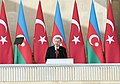 Ilham Aliyev and Recep Tayyip Erdogan attended the parade dedicated to 100th anniversary of liberation of Baku 06.jpg