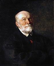 Portrait of the Surgeon Nikolai Ivanovich Pirogov