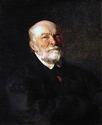 Илья Ефимович Репин: Портрет Н.И. Пирогова