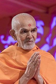 Mahant Swami Maharaj Wikipedia