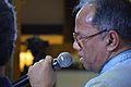 Imdadul Haq Milon Discusses - Epar Bangla Opar Bangla Sahityer Bhasa Ki Bodle Jachhe - Apeejay Bangla Sahitya Utsav - Kolkata 2015-10-10 5075.JPG