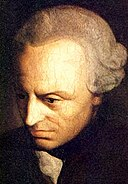 Immanuel Kant: Alter & Geburtstag