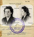 Immigration document 1949.jpg