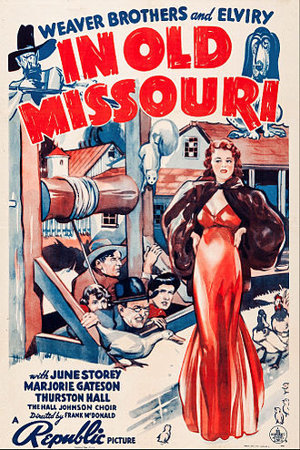 In Old Missouri - Image: In Old Missouri poster