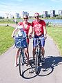 In Spijkenisse kan je goed fietsen.jpg