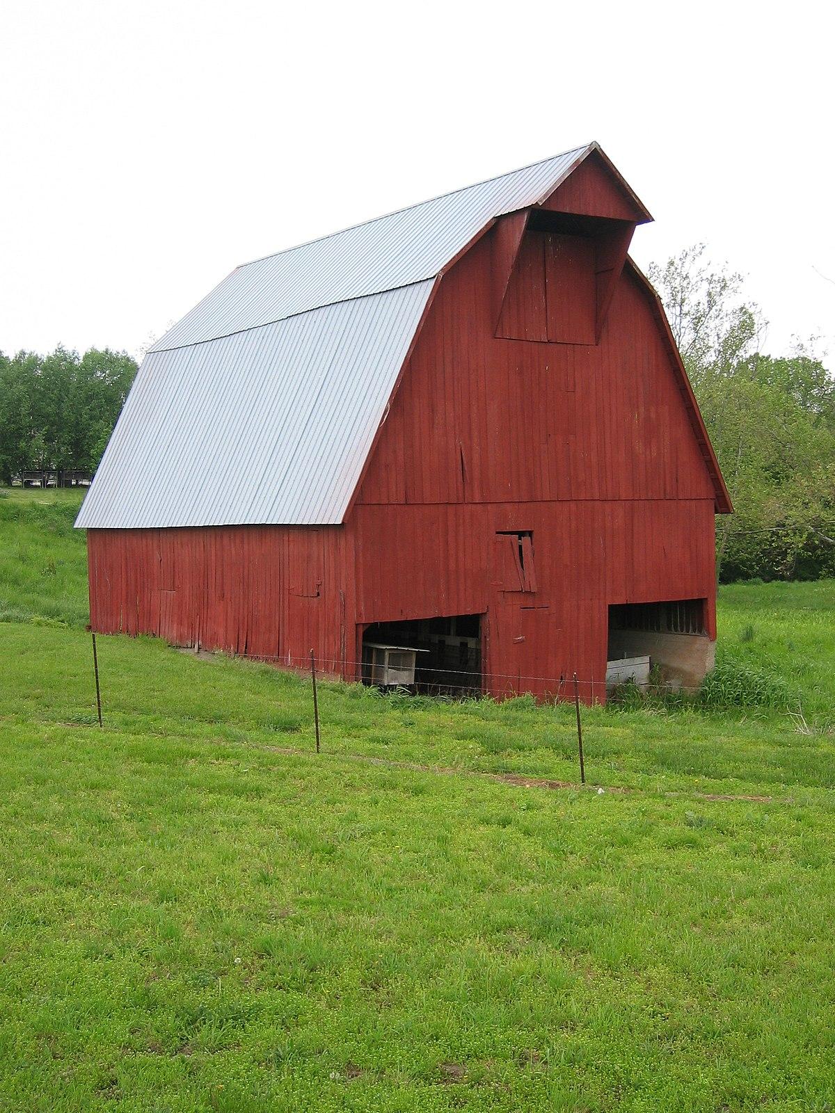 Prairie Barn Wikipedia
