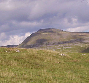 Ingleborough ascent